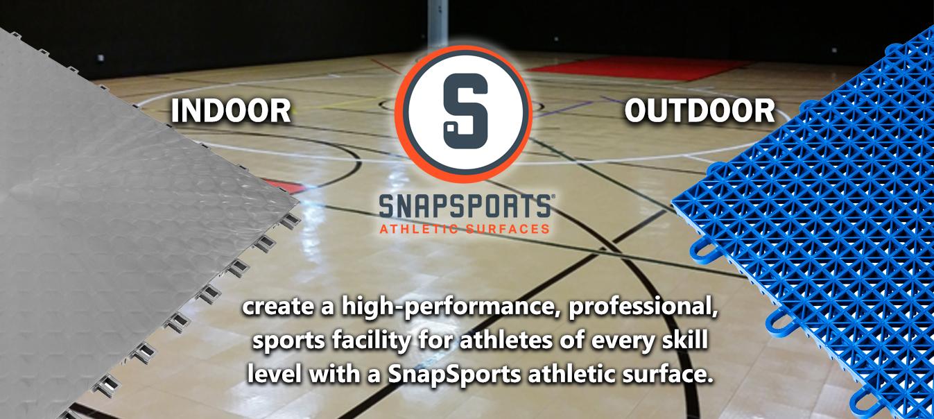 Snapsports Modular Tiles Flooring