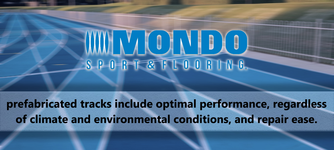 Mondo Sports Prefabricated Synthetic Sports Surface