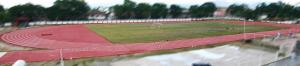 CAGAYAN, SPORTS COMPLEX, TUGEGARAO CITY SEAMLESS SYNTHETIC RUBBER SURFACE