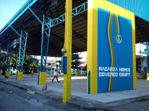 MACARIA, BACOOR CAVITE COVERED COURT