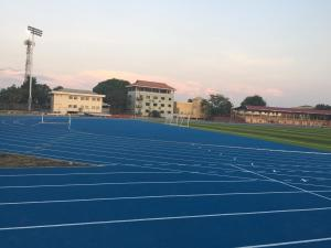 QUIRINO STADIUM, VIGAN ILOCOS SUR SEAMLESS SYNTHETIC RUBBER SURFACE