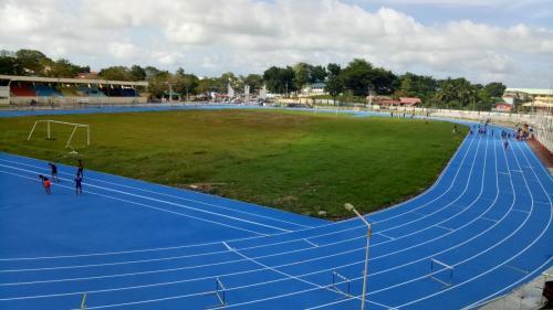 VILLAREAL STADIUM, ROXAS CITY, CAPIZ