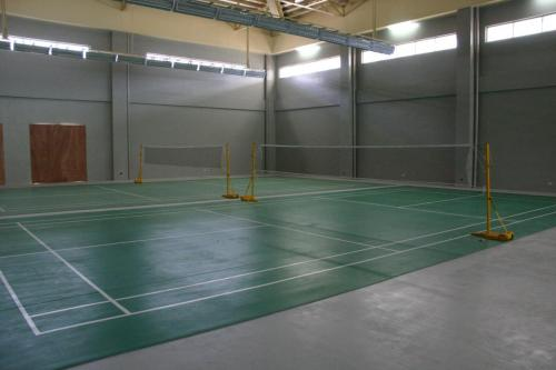 STA. ROSA SPORTS COMPLEX, LAGUNA (LINE MARKINGS) PVC SURFACE