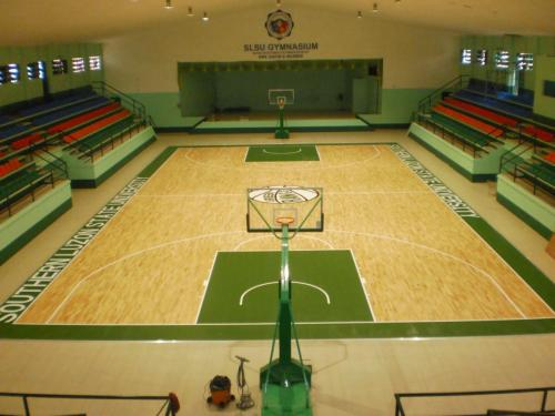 SOUTHERN LUZON STATE UNIVERSITY, LUCBAN QUEZON HARDWOOD SURFACE